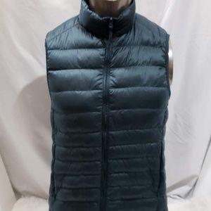 Uniqlo Down Full Zip Vest Size S